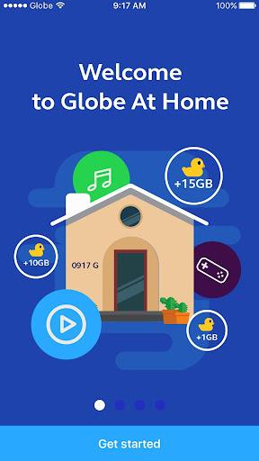 Globe at HOME screenshots 2