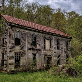by Tony Cox - Buildings & Architecture Decaying & Abandoned