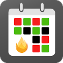 FireSync Shift Calendar icon