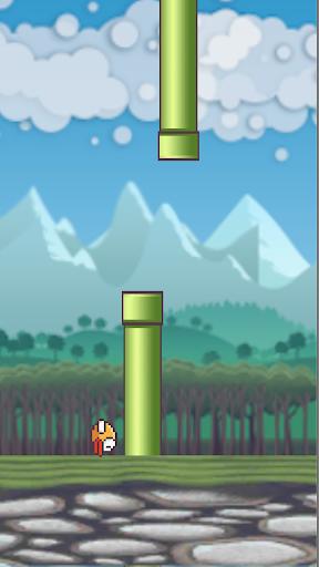 Flying Bird - Flapper Birdie Game 1.2.3 screenshots 4