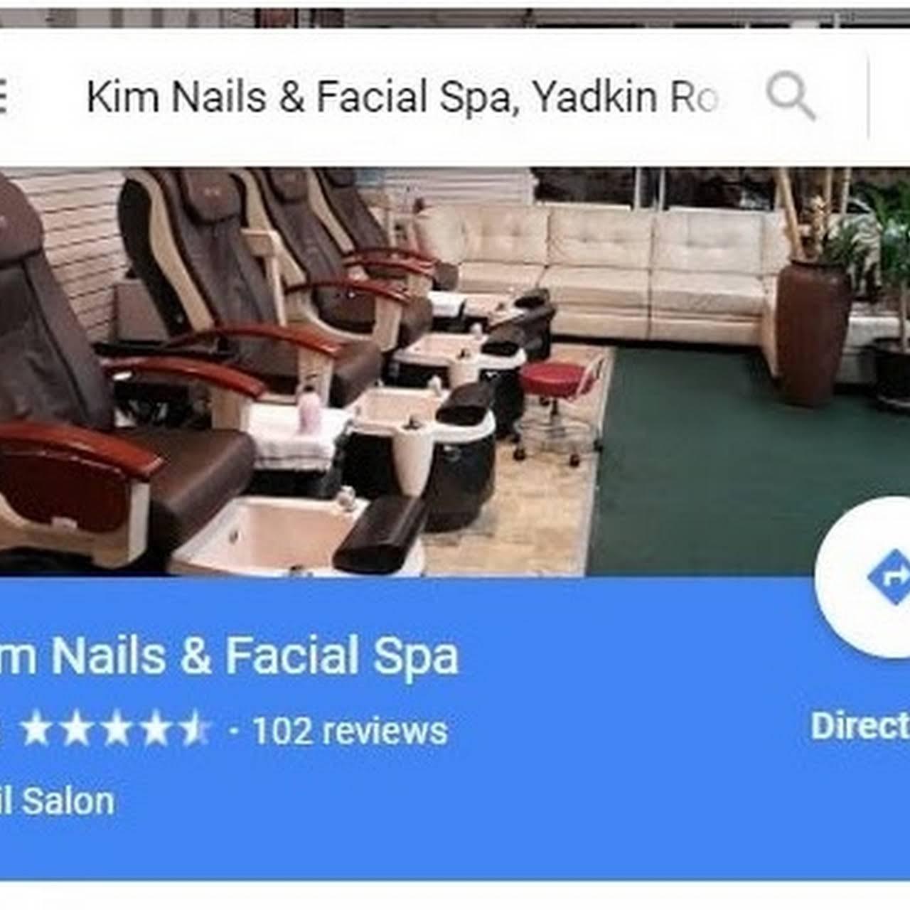 Kim Nails & Facial Spa - Nail Salon and Facial Spa in Fayetteville