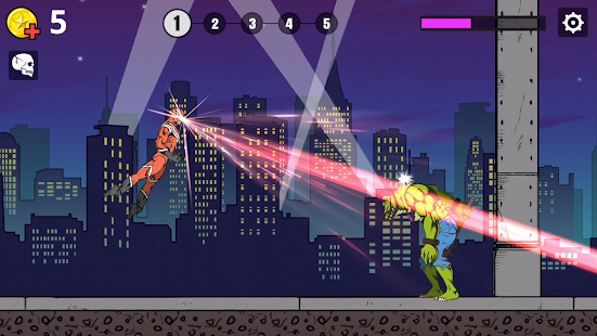 Limp Heroes - Physics Action!- screenshot thumbnail