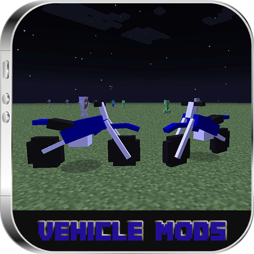 Vehicle Mods For MCPE