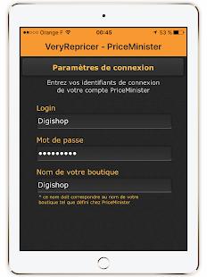 Tải Game VeryRepricer for Priceminister