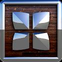 NEXT Launcher Theme OSLO 3D icon
