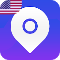 Family Tracker for USA: Cell Phone GPS Locator icon