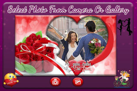 Download Valentine Day Photo Frame : Photo Editor For PC Windows and Mac apk screenshot 2