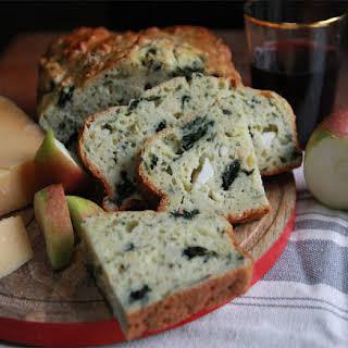 Spanokopita Picnic Bread.