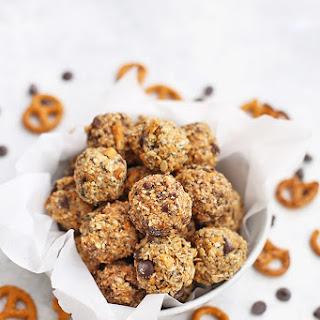 Sweet and Salty Peanut Butter Pretzel Bites Recipe