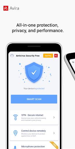 Avira Antivirus 2020 - Virus Cleaner & VPN screenshot 2