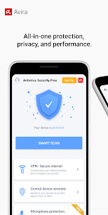 Avira Antivirus Security Pro v7.6.0 MOD APK 2