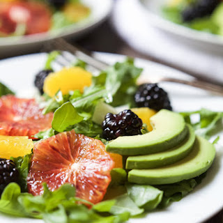 Summer Citrus Avocado Salad