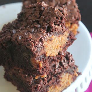 Peanut Butter Fudge Stuffed Brownies Recipe