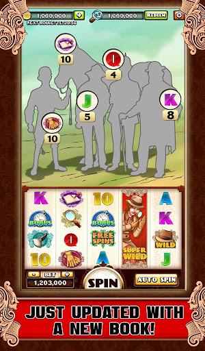 Murder Mystery Slots Casino