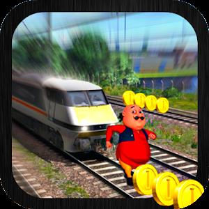 Motu Patlu Train Game