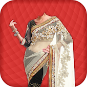 Women Saree Photo Editor