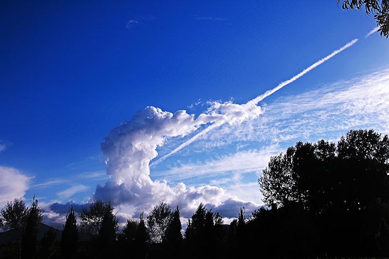 Nuvole e Dei di laudano