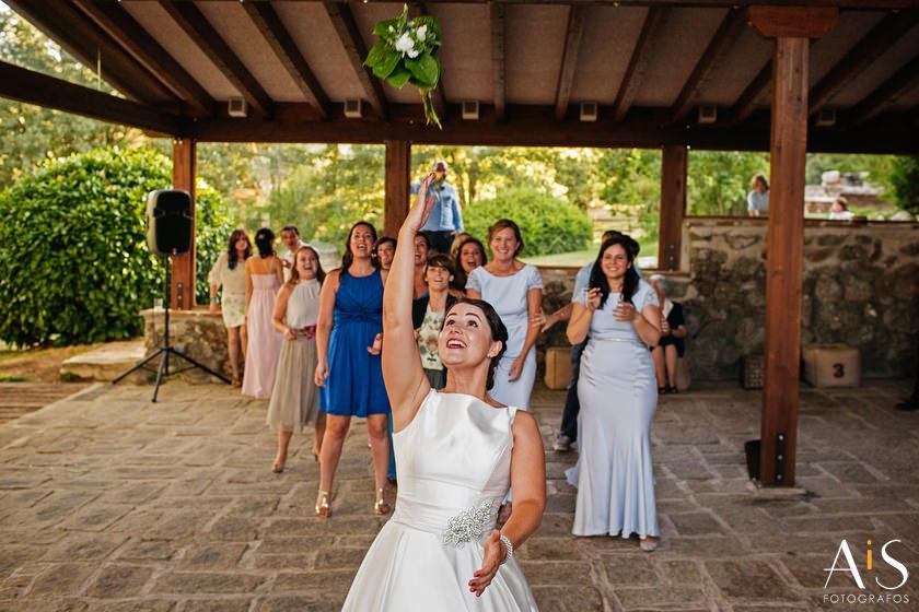 Una boda campestre en Prados Riveros