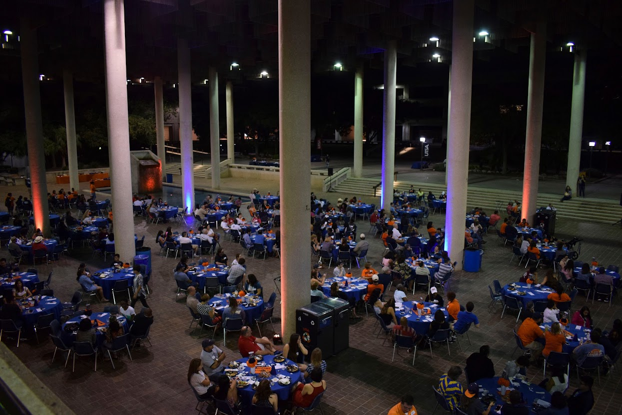 UTSA Family Weekend Dinner Sombrilla 2016