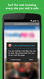 Lookout Security & Antivirus Screenshot 4