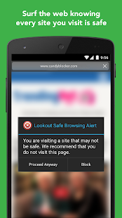 Lookout Security & Antivirus Screenshot 4