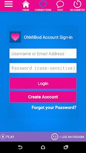 OhMiBod Remote- screenshot thumbnail
