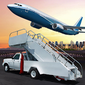 Airport Truck City Driver