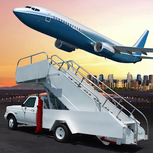 Airport Truck City Driver for PC and MAC