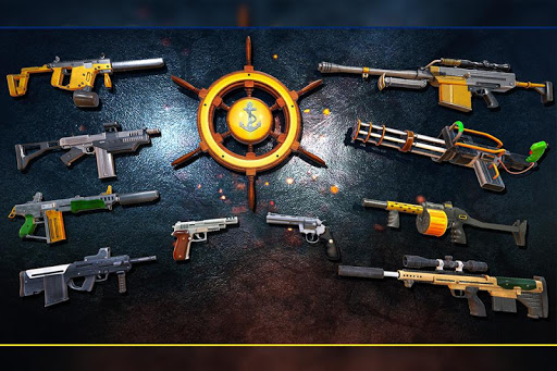 Navy Gun Strike - FPS Counter Terrorist Shooting screenshots 9
