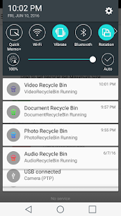 Photo Recycle Bin- screenshot thumbnail