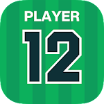 12th Player — Live Soccer Scores, Results & News icon
