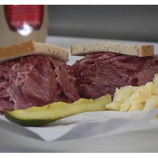 Beef Salad Sandwich