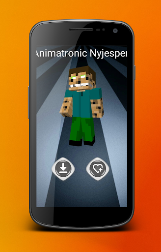 Animatronics Skins 1.1b screenshots 8