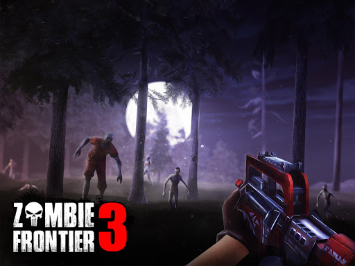 Zombie Frontier 3: Jeu de Tir  captures d'u00e9cran 8