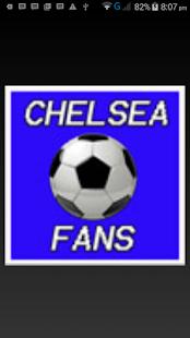 Chelsea Fans - náhled