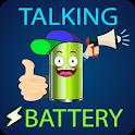 Bangla Talking Battery icon