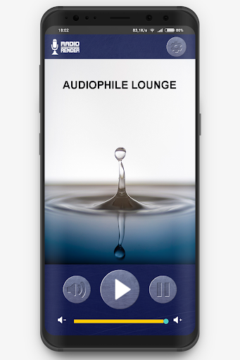 Audiophile Lounge Live Radio Station 1.1 screenshots 1