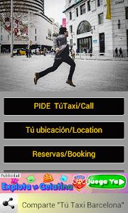 TúTaxi Barcelona screenshot 0