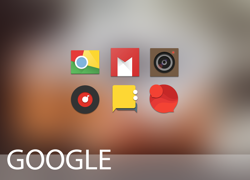 Boekt Icon Pack Screenshot 2