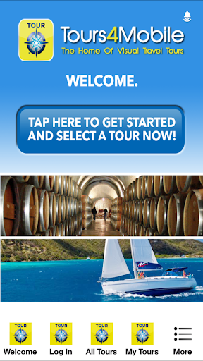Walking Tours by Tours4Mobile