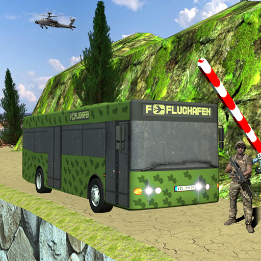 Army Bus Transporter Driver