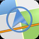 Online 3D Maps icon