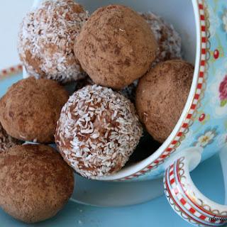 'Jelly Tip' Cheesecake Truffles