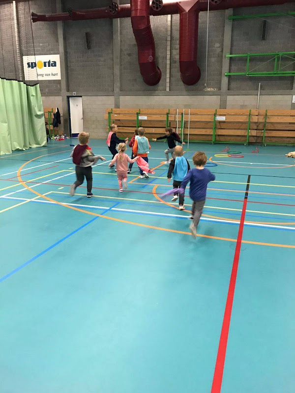Sports Academy Multimove 25-02-2018