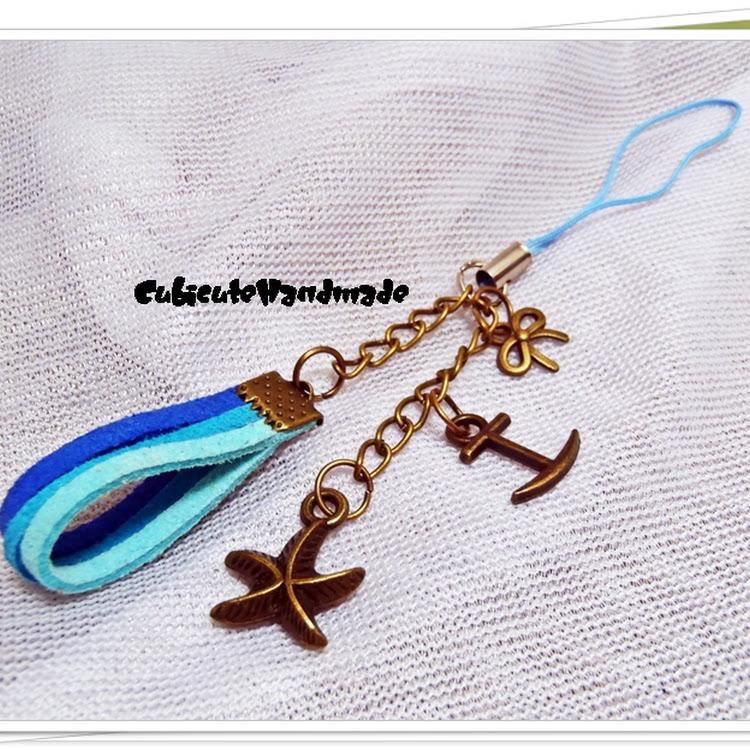 Key Chain by Cubic Cute Handmade