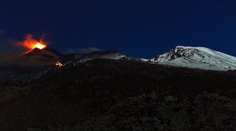 Montagna infuocata di Pino1963