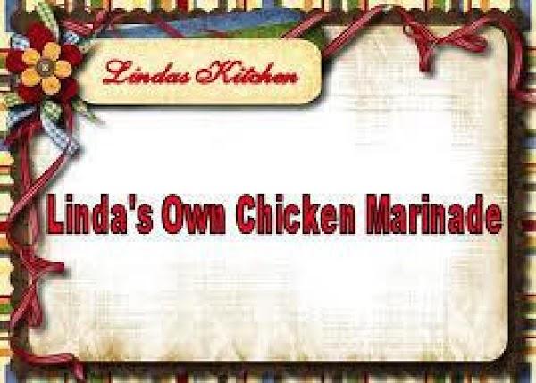Linda's Own Chicken Breast Marinade Recipe
