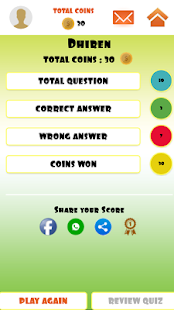 Puzzle Games, Music & General Knowledge Quiz Games- screenshot thumbnail