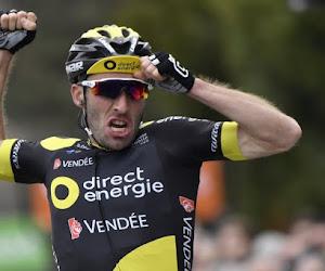 Le GP Indurain remporté par un Français devant Luis Leon Sanchez, un Belge sur le podium de la Limburg Classic
