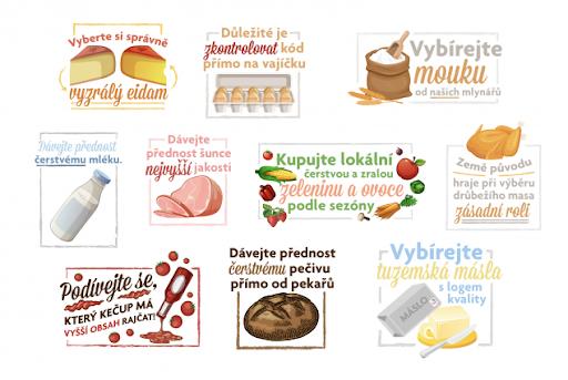 Etiketa i značky kvality vám napoví, jak poznat kvalitní potraviny |  CelebrityTime